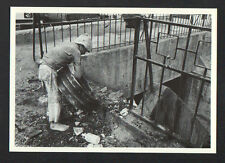 FES (MAROC) DECHARGE animée dans l'OUED en 1977