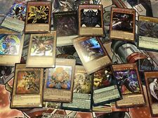 YU-GI-OH COLLECTION CARDS LOT 60+ Cards HOLOS RARE FREE SHIPPING