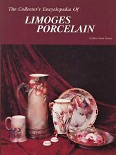 French Limoges Porcelain China - Patterns Marks Factories Studios Etc. / Book