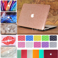 "For MacBook AIR PRO 13""/13.3"" Anti-Scratch Matte Hard Case Shell+Keyboard Cover"