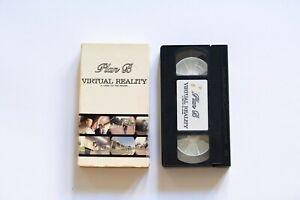 Plan B Virtual Reality Skateboard Video VHS