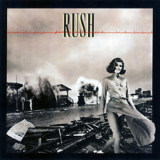 RUSH CD - PERMANENT WAVES [REMASTERED](1997) - NEW UNOPENED - ROCK