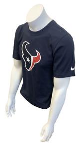 Nike Men's Houston Texans Arian Foster #23 Navy NFL Football Shirt Size Small