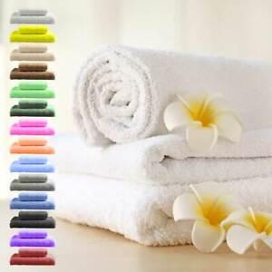 2er Set Saunatuch Strandtuch Handtuch Badetuch Waschlappen Gästetuch Duschtuch