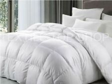LUXURY HOTEL QUALITY GOOSE / DUCK FEATHER & DOWN DUVET QUILT ALL SIZES 13.5 TOG