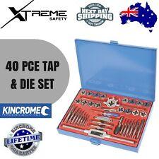 Kincrome 40pce Tap & Die Set (Metric)