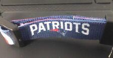 "New England Patriots XS Adjustable Dog Cat Pet Nylon Collar 6-11"" NFL T3"