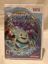 Dewy's Adventure Nintendo Wii BRAND NEW FACTORY SEALED