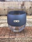 Black Ninja Design Silver Mask BND Beer Glass The Answer Brewpub