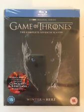 Game of Thrones (Season 7 Complete) Blu-ray BoxSet Inc.Bonus Disc - NEW SEALED