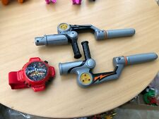 Power Ranger jungle fury weapons set
