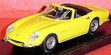 Ferrari 275 GTB 4 Spyder Stradale 1964-68 Yellow 1:43 Best Box