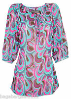 NEW DOROTHY PERKINS BLUE PINK PURPLE BLACK CHIFFON SMART TUNIC BLOUSE TOP