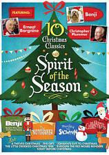 DVD: Spirit of the Season - 10 Christmas Classics, Various. Acceptable Cond.: Be