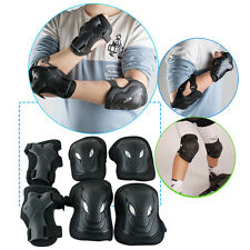Kids Skateboard Roller Blading Elbow Knee Wrist Protective Safety Gear Pad Guard