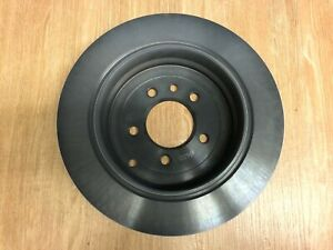 GENUINE LAND ROVER REAR VENTED DISC- D3/D4 -SDB000636