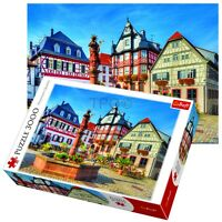 Trefl 3000 Piece Adult Market Square German City Floor Large Wall Jigsaw Puzzle