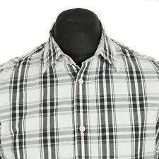 Vintage LEVI'S Pearl Button Western Shirt   Check Plaid Button Retro Cowboy