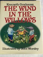 The Wind in the Willows (Kenneth Grahame,1983 Hardcover)