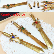 1 Sword Shape Neutral Pen Writing Instruments Students Children Stationery Gifts