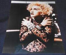 Madonna Dick Tracy Original Movie Vintage 8x10 Full Color Photo 614