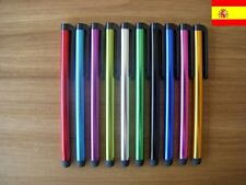 10 UNIDADES LAPIZ PUNTERO TACTIL STYLUS TABLET IPHONE IPAD SAMSUNG GALAXY 119