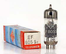 New listing Ef805S Telefunken Nos Germany Tube Valvula Lampe Tsf Valvola Röhre Valve 진공관 真空管