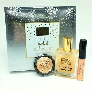 Laura Geller New York The Gold Standard 3 Piece Collection