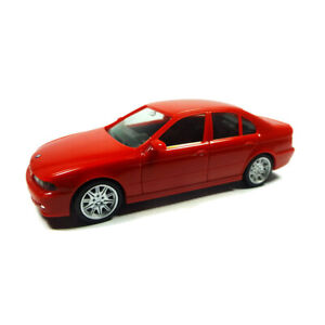 Herpa 022644-002 BMW M5 (E39) Red Scale 1:87 / H0 Model Car New !°