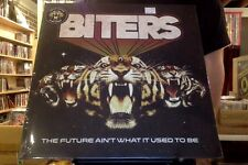 The Biters The Future Ain't What It Used to Be LP sealed vinyl signed