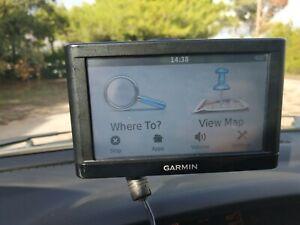 Garmin nüvi 56LMT with Free European Maps 5'' screen