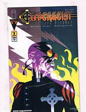 Obergeist: Ragnarok Highway #1 NM Image Comics Comic Book Jolley May DE31 CH17