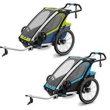 Thule Chariot Sport 1 Fahrradanhänger Einsitzer Multisport-Anhänger Kinder Buggy