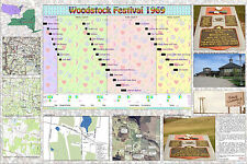 Woodstock '69 Limited Edition Poster