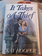 Loveswept: It Takes a Thief by Kay Hooper (1989, Hardcover)