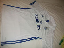REAL MADRID FC REPLICA SHIRT USED SIZE XL