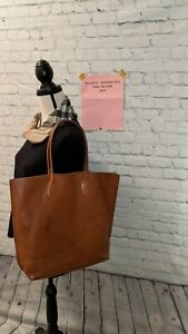Mulberry Blossom brown Soft Leather Large Tote Shoulder Hand Bag Authentic