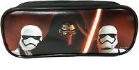 Disney Star Wars Kylo Ken & Storm Troopers Pencil Case/Pouch Black