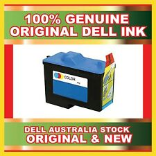 2 X Genuine Original Dell Series 1 T0530 Colour Ink Cartridge Inkjet 720 A920