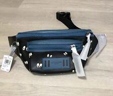 Disney X Coach Terrain Belt Bag W/Snow White The Seven Dwart Eye Print