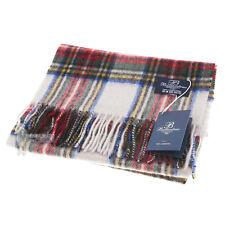 BALLANTRAE 100% LAMBSWOOL SCARF - SOFT & WARM - STEWART DRESS