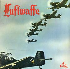 """""""LUFTWAFFE"""" Volumes 1 et 2 complet (2 LPs 33 tours français) MINT"""