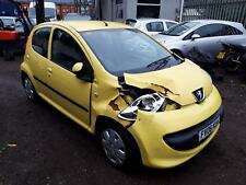 2006 Peugeot 107 1.0 2-Tronic Urban STARTS+DRIVES SPARES OR REPAIRS