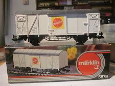 Märklin Spur 1  5879 ged. Güterwagen Sinalco DB  OVP