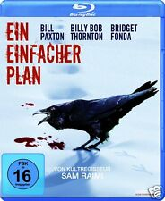 A Simple Plan [1998] (Blu-ray Region-Free)~~Bill Paxton, Billy Bob Thornton~~NEW