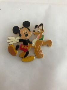 Disney Pins DLRP Friends Mickey & Pluto