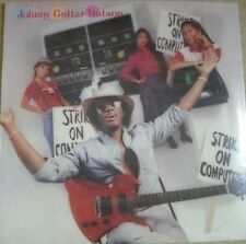 JOHNNY GUITAR WATSON - STRIKE ON COMPUTERS - VALLEY VUE VV69 - LP - NEW -SEALED