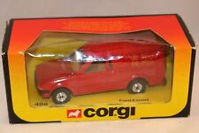 Corgi Toys 496 Ford Escort Royal Mail Red perfect mint in box