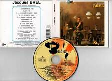 "JACQUES BREL ""Ces Gens-Là"" (CD Digipack) 1966-2003"
