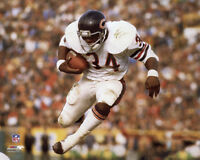 Chicago Bears WALTER PAYTON Glossy 8x10 Photo NFL Football Print Poster